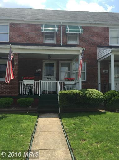 3464 Dunran Rd, Baltimore, MD 21222