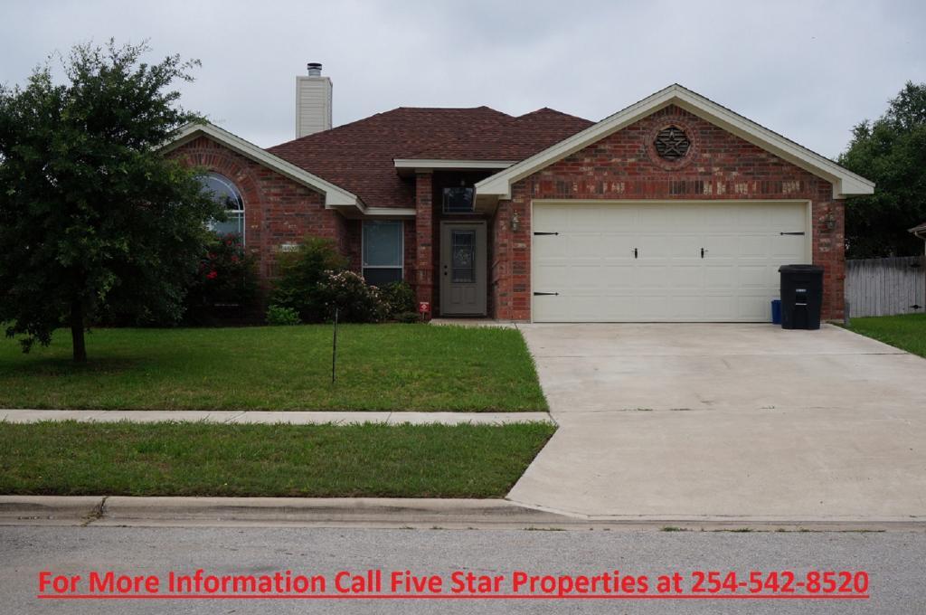 4809 Sapphire Dr, Killeen, TX 76542
