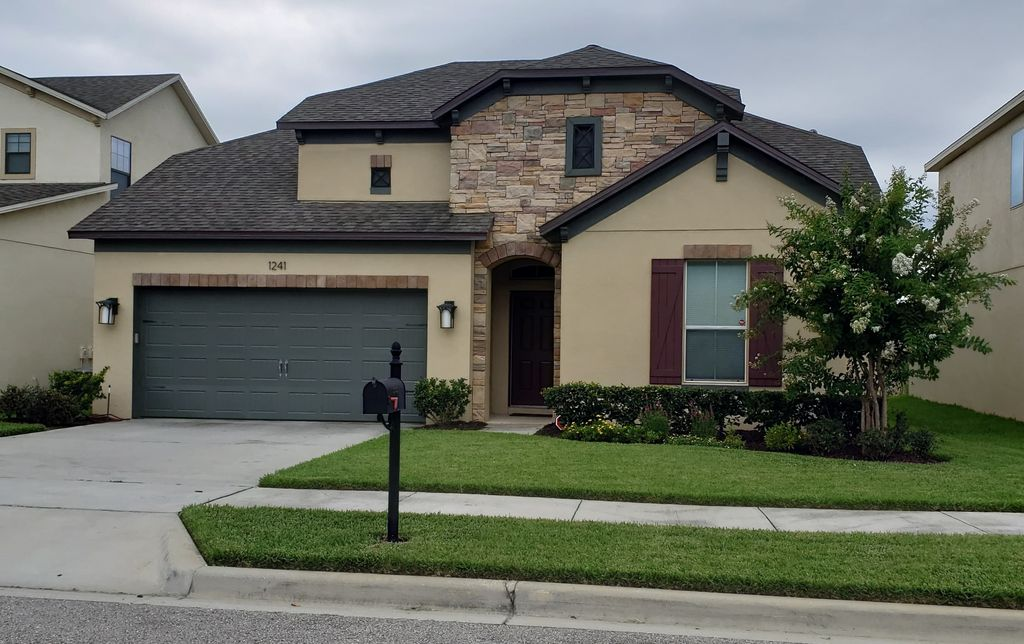 Cool 1241 Woods Landing Dr Minneola Fl 34715 3 Bed 2 Bath Multi Family Home 21 Photos Trulia Complete Home Design Collection Epsylindsey Bellcom