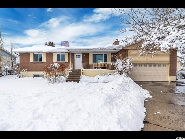 4040 S Barker Rd West Valley City Ut 5 Bed 2 Bath