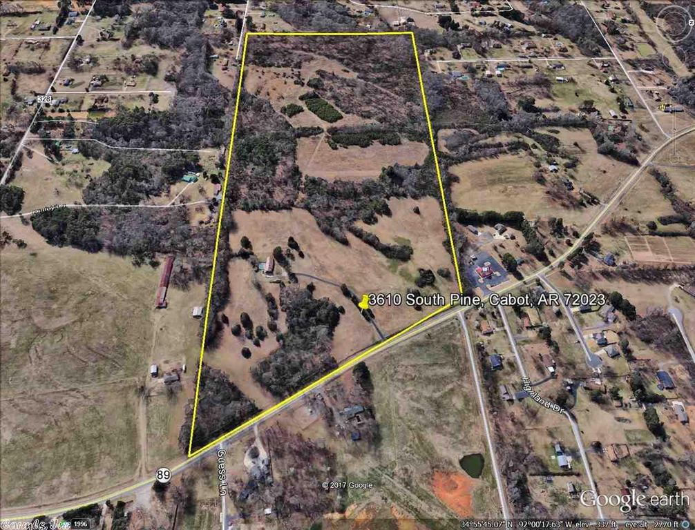 3610 S State Highway 89 Ar 89 Cabot Ar 72023 Lot Land Mls 17030877 7 Photos Trulia