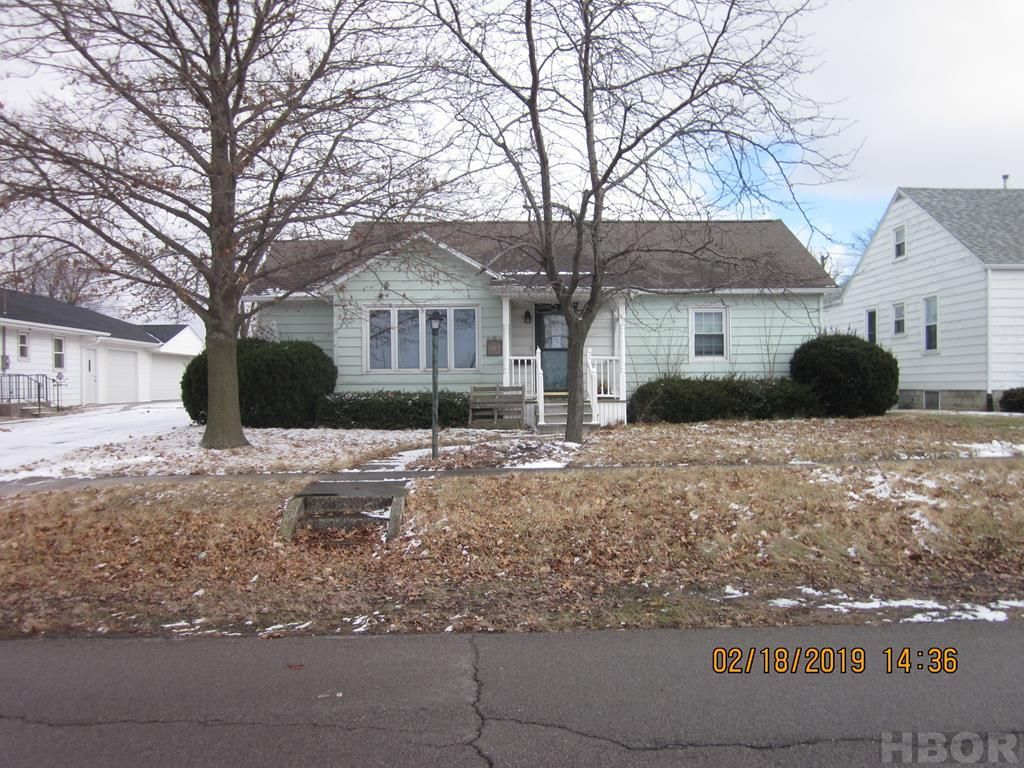 Fabulous 263 State St Leipsic Oh 2 Bed 2 Bath Single Family Home Download Free Architecture Designs Scobabritishbridgeorg