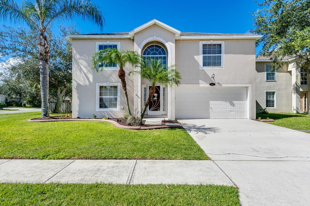 2080 Canopy Dr Melbourne Fl 4 Bed 2 5 Bath Single Family Home