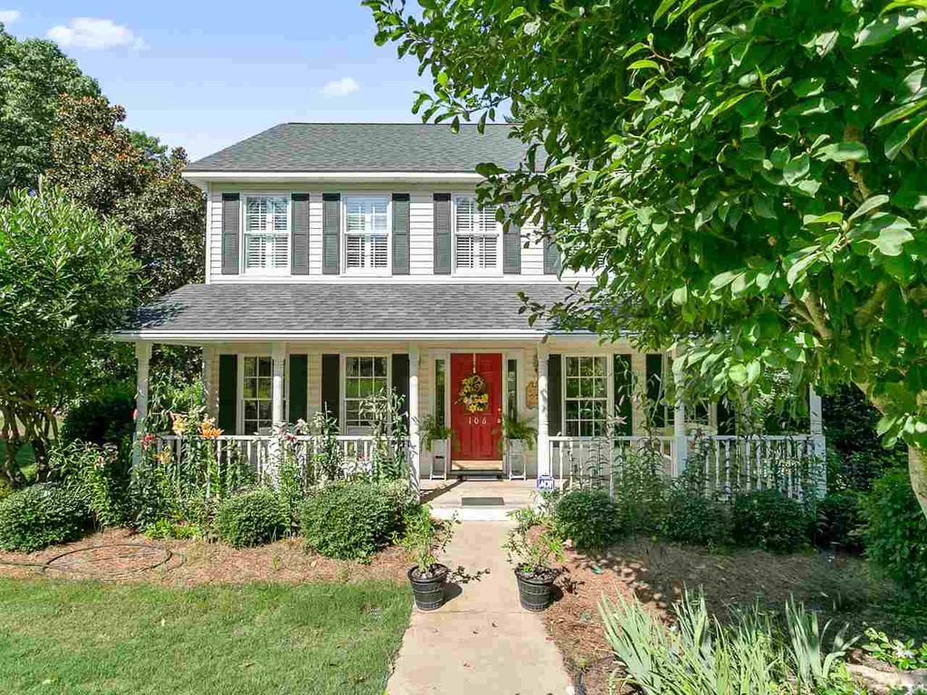 106 Rockport Way Pacolet Sc 2 5 Bath Single Family Home