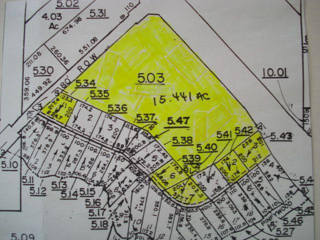 Parcel 5.34 Lazy Acres, Wedowee, AL 36278