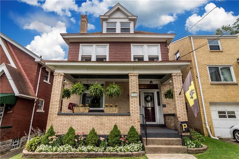 1526 Berkshire Ave Pittsburgh Pa 15226 4 Bed 1 Bath Single Family Home Mls 1417391 25 Photos Trulia