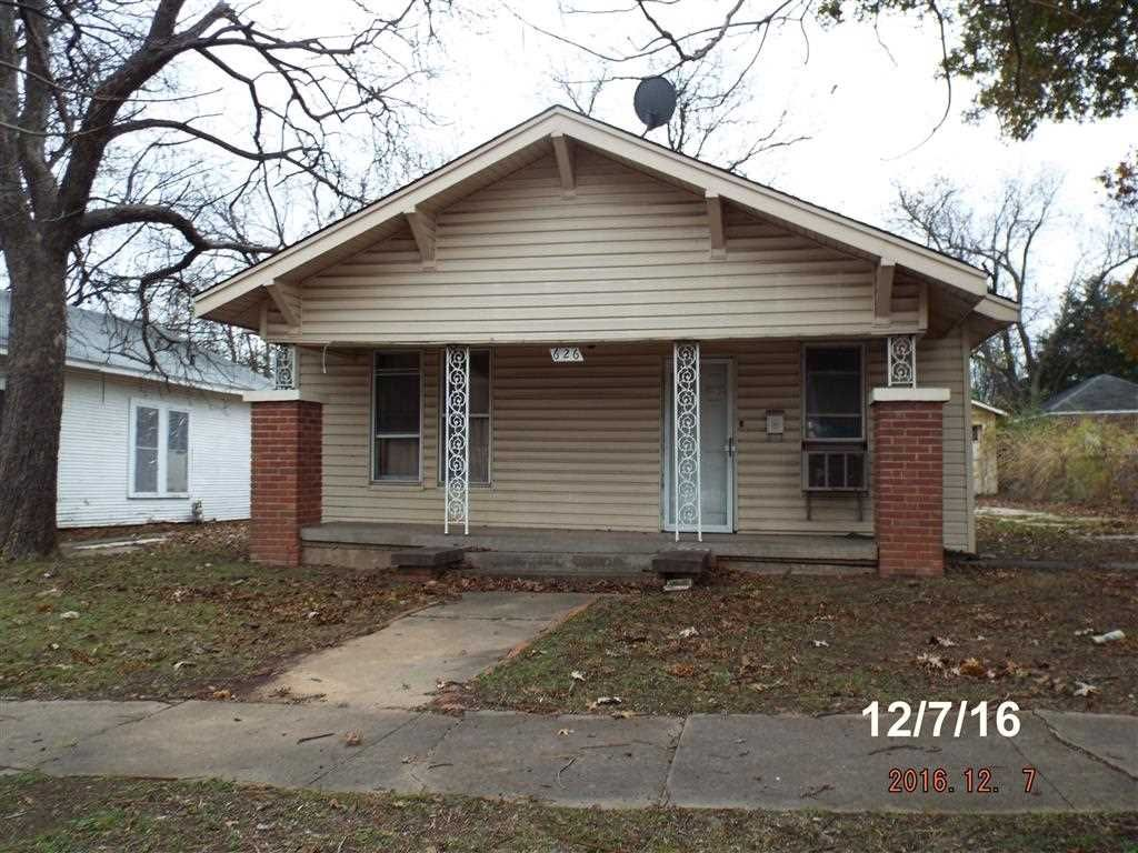 626 14th Ave Nw Ardmore Ok 3 Bed 1
