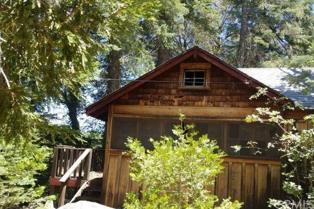 22244 Crestline Rd Palomar Mountain Ca 1 Bath Single