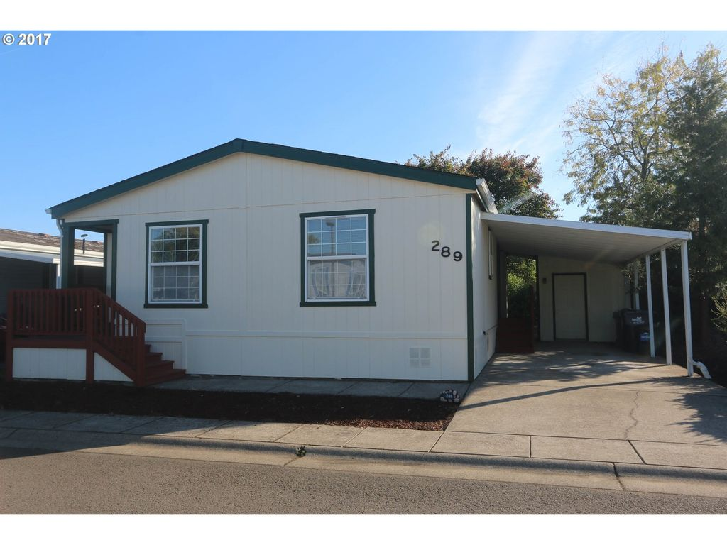 1699 N Terry St #289, Eugene, OR - 2 Bath Mobile