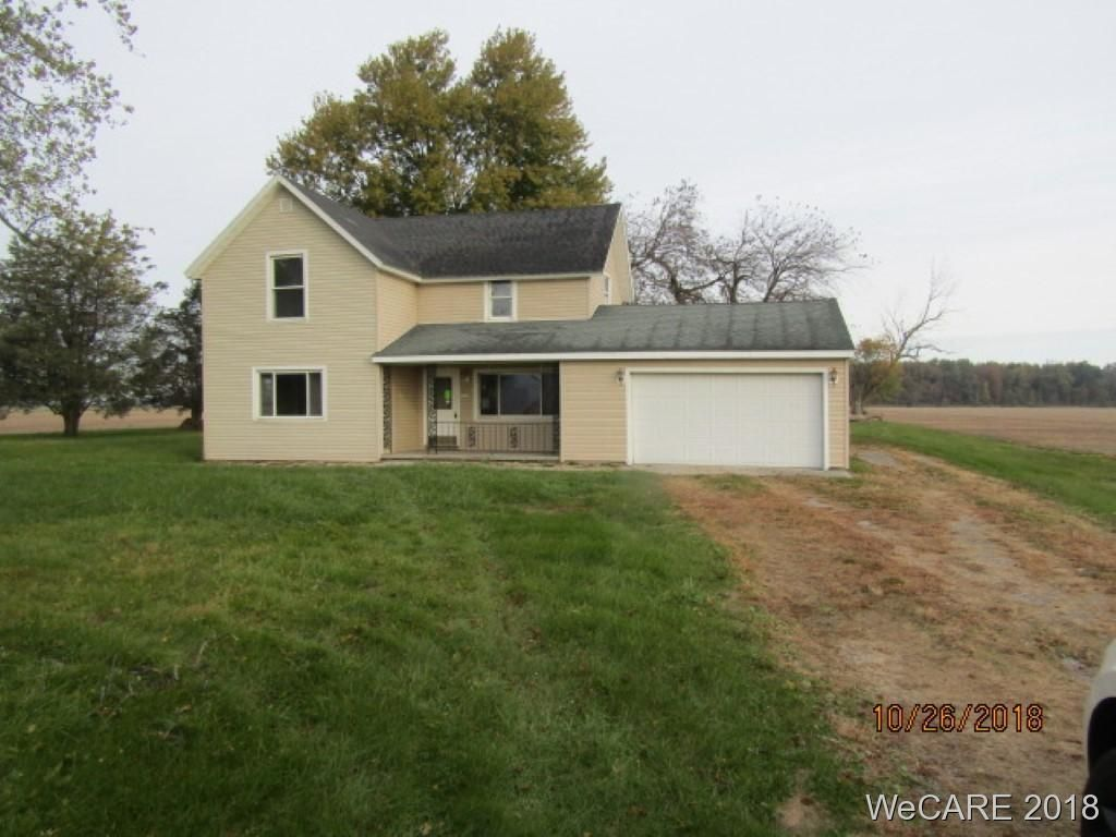 Remarkable 16882 Road B Continental Oh 1 Bath Single Family Home Download Free Architecture Designs Scobabritishbridgeorg