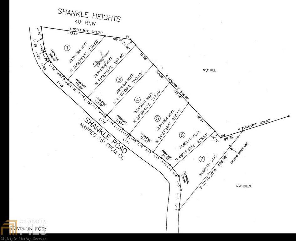 1 Shankle Rd 0 Commerce Ga 30529