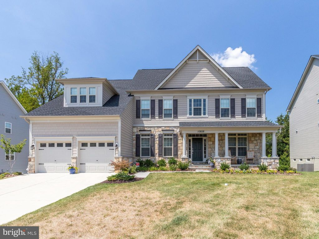 10828 Rockland Dr, Laurel, MD 20723 - 5 Bed, 6 Bath Single-Family Home -  MLS# MDHW268748 - 46 Photos | Trulia