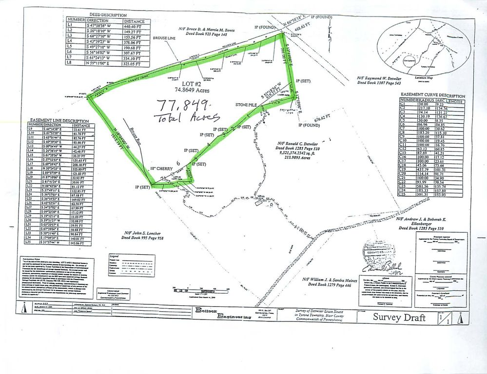763 Quarry Rd, Tyrone, PA 16686 - Lot/Land - 13 Photos   Trulia on map of new paris pa, map of loganville pa, map of shamokin dam pa, map of upper st clair pa, map of throop pa, map of narberth pa, map of berkshire pa, map of wilburton pa, map of lawrence park pa, map of newry pa, map of point marion pa, map of saint marys pa, map of mahaffey pa, map of schellsburg pa, map of mount union pa, map of armagh pa, map of russellton pa, map of madison pa, map of norwood pa, map of spring mills pa,