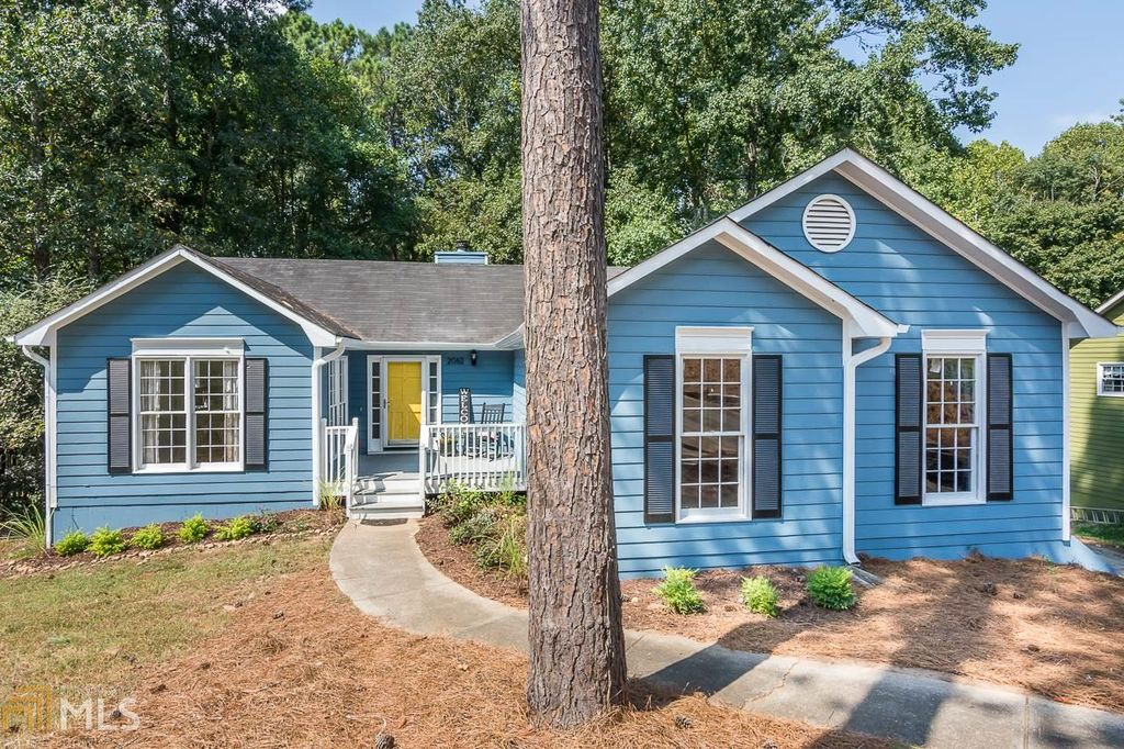 Enjoyable 2062 Arbor Forest Dr Sw 34 Marietta Ga 30064 3 Bed 2 Bath Single Family Home Mls 8660722 13 Photos Trulia Home Remodeling Inspirations Genioncuboardxyz
