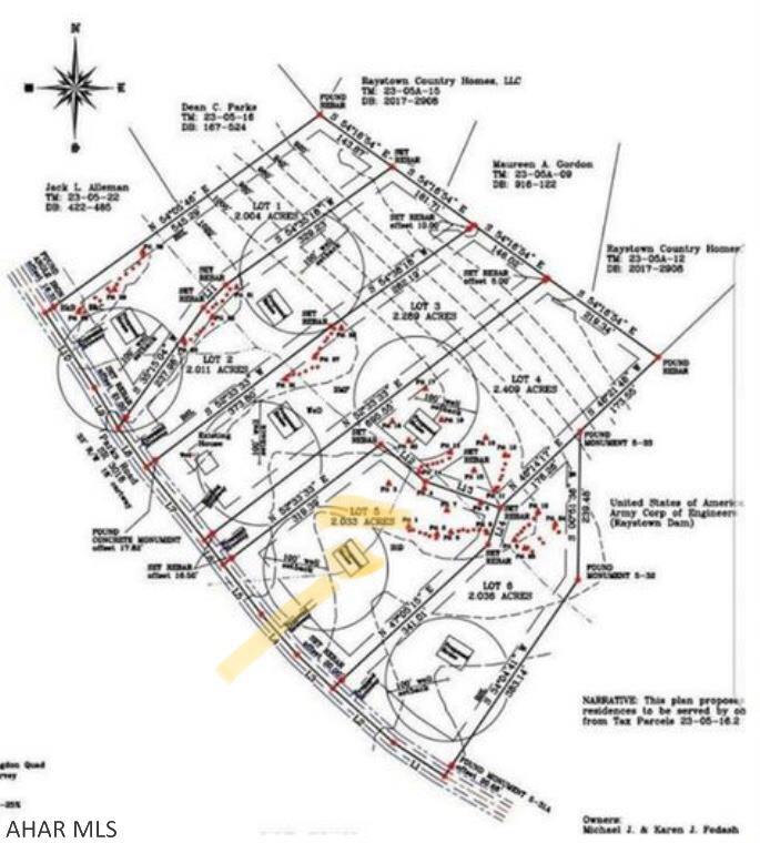 Mariners Cove Lake Raystown Lot 5 #Lot 5, Huntingdon, PA - 4 ...