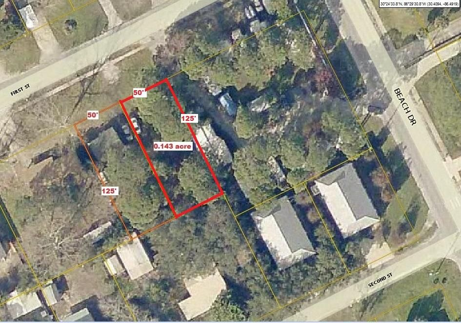 3716 1st St, Destin, FL 32541 - 2 Bed, 1 Bath Lot/Land - MLS# 830909 Denton Fl Mobile Homes With Land on nv mobile home parks own land, log cabins with land, new construction with land, mobile homes on land, buildings with land, really nice houses with land,