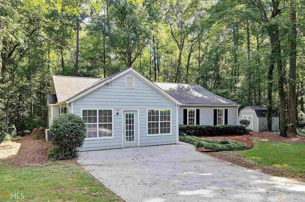 310 Winding Woods Trl, Woodstock, GA 30189 - 3 Bed, 2 Bath Single-Family  Home - MLS# 8632294 - 36 Photos | Trulia