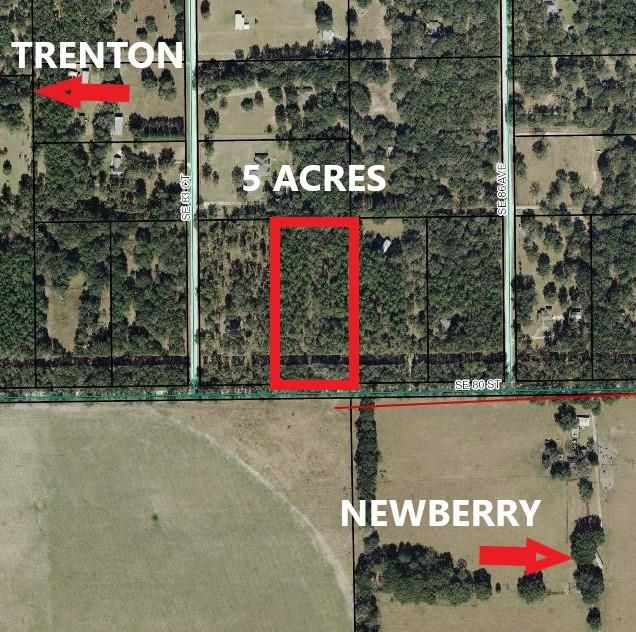 8460 SE 80th St, Newberry, FL 32669 - Lot/Land - MLS# 778649 | Trulia