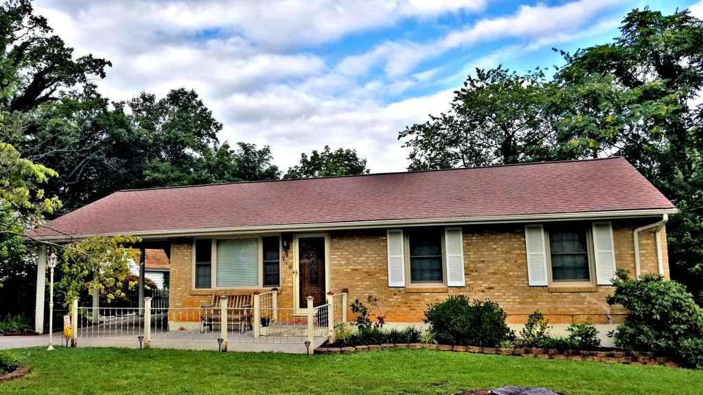 749 Ramada Rd, Vinton, VA - 4 Bed, 2 Bath Single-Family Home ... on