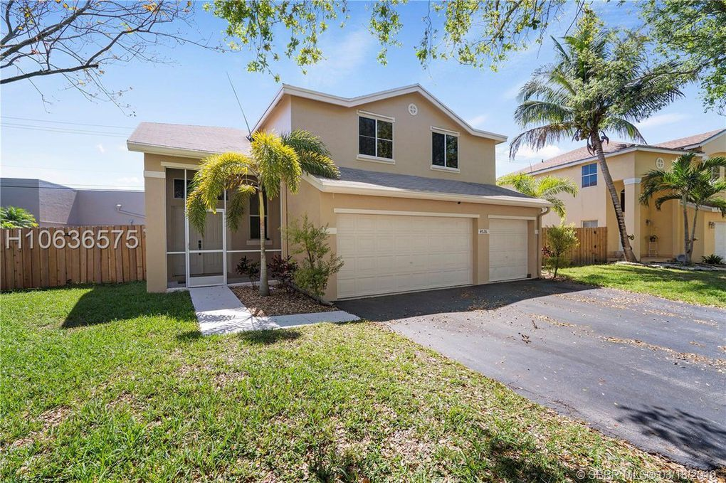 Peachy 4726 Nw 14Th St Coconut Creek Fl 33063 5 Bed 3 Bath Single Family Home Mls A10698008 24 Photos Trulia Download Free Architecture Designs Grimeyleaguecom
