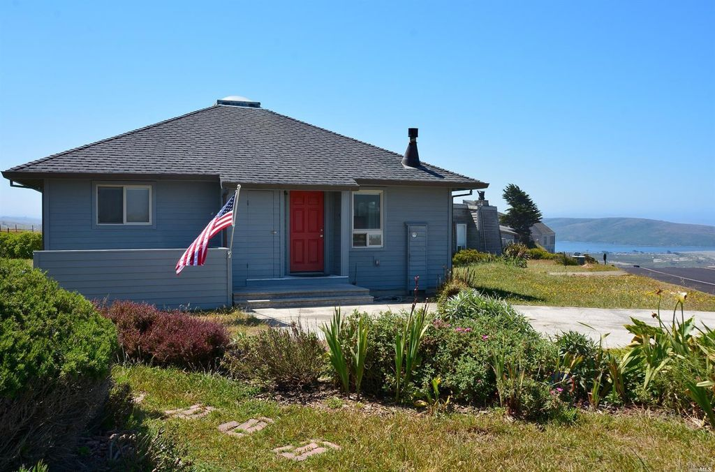 468 Oceana Dr Dillon Beach Ca 2 Bed