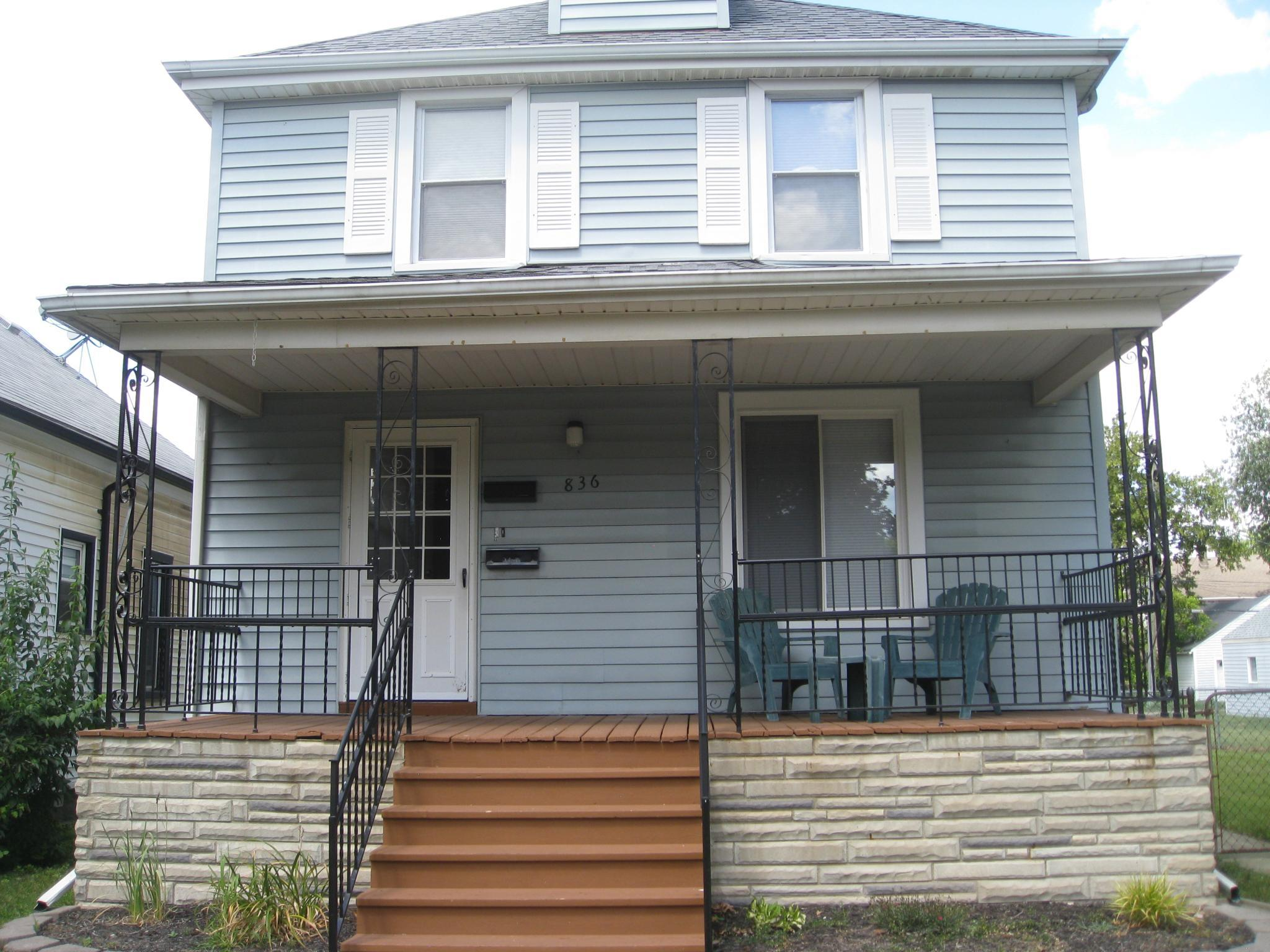 836 Orchard St, Wyandotte, MI 48192 - 2 Bed, 1 Bath Single-Family Home For  Rent - 12 Photos   Trulia
