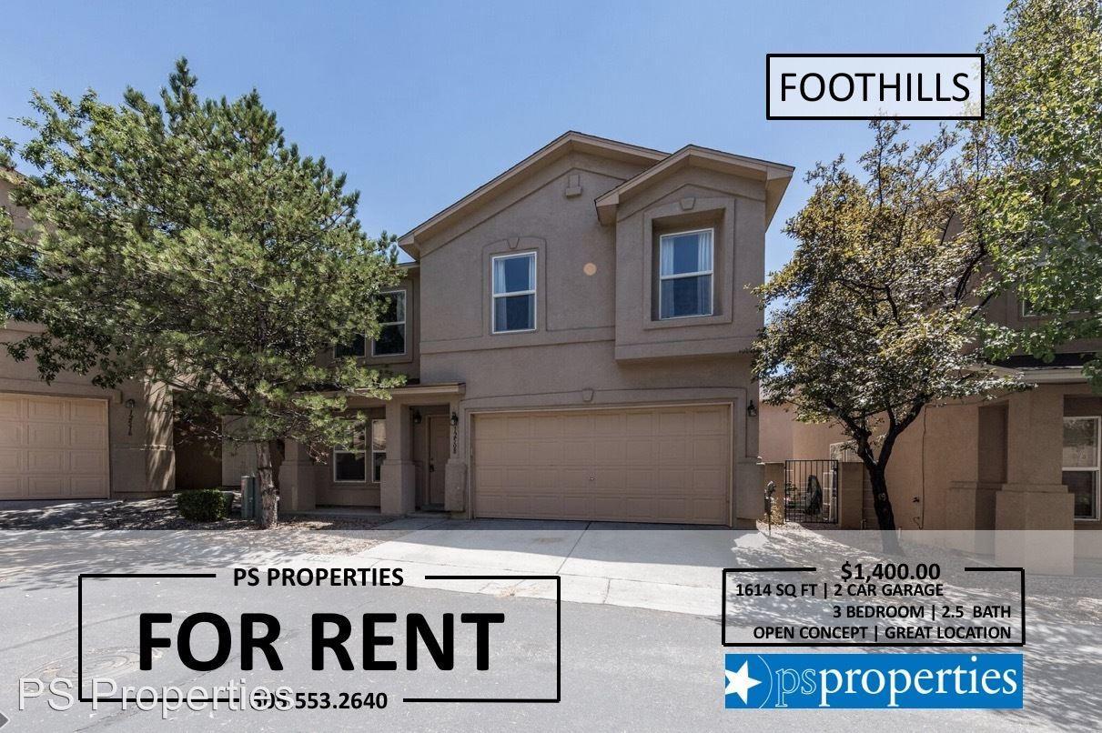 12508 Mongollow Way Ne Albuquerque Nm 87111 3 Bed 25 Bath Single Family Home For Rent 9 Photos Trulia