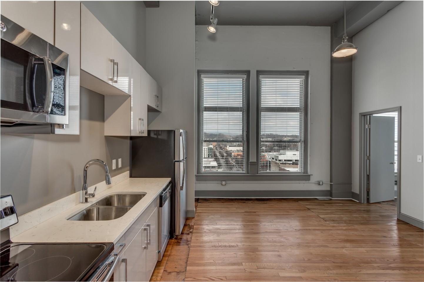 721 Broad St Chattanooga Tn 1 Bed