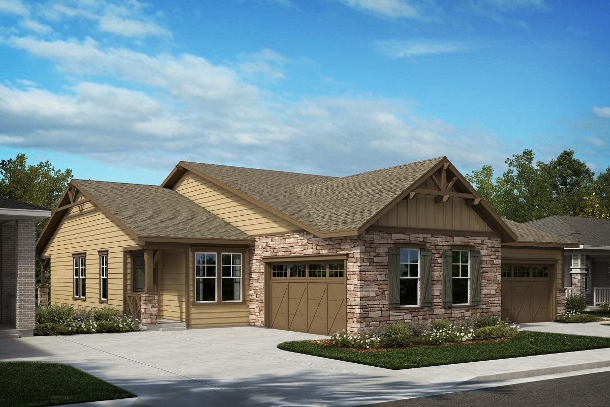Ranch At The Canyons outlook 1789 plan in the canyons - ranch villa collection