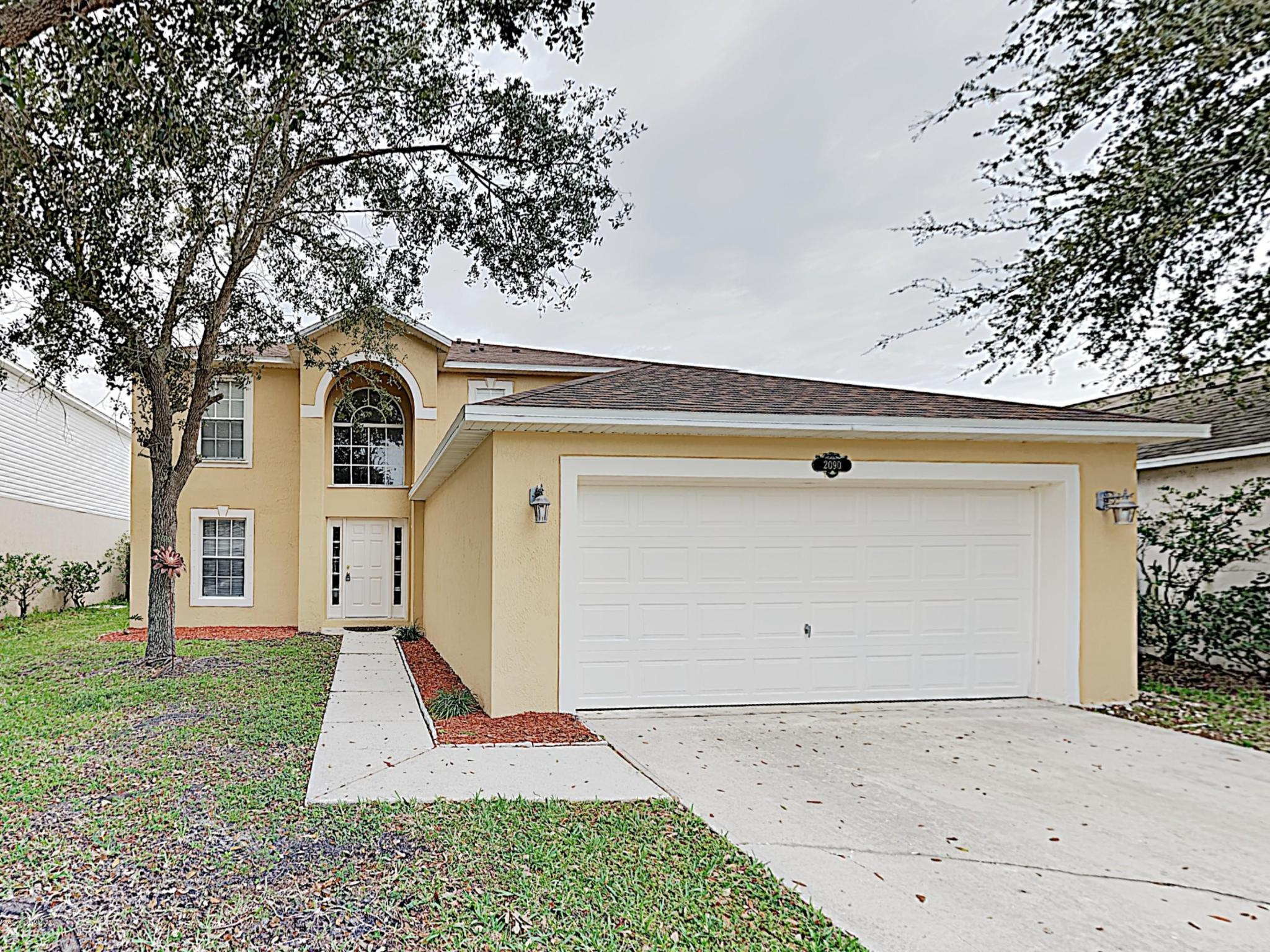 2090 Canopy Dr Melbourne Fl 3 Bed 2 5 Bath Single Family Home