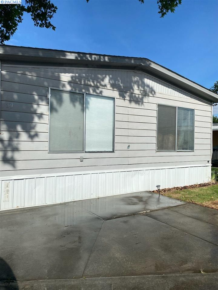 59 Nuclear Ln 59 Richland Wa 99354 2 Bed 2 Bath Mobile